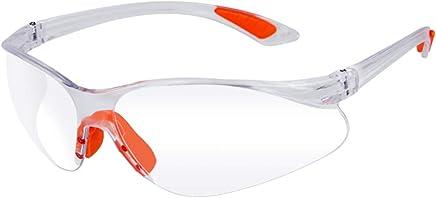e37c407289 Gafas de Seguridad BUZIFU 12 Unidades Gafas Protectoras Trabajo con Lentes  Policarbonato(PC),