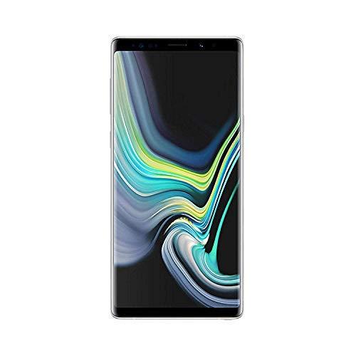 Samsung Galaxy Note 9 SM-N960F/DS 6GB / 128GB LTE Dual SIM GSM Only, No CDMA Factory Unlocked No Warranty - Alpine White