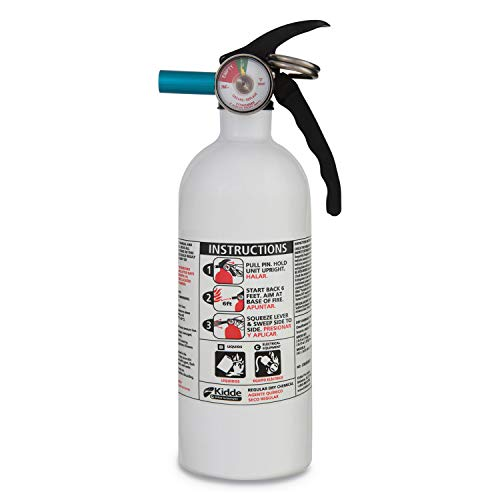 AUTO FX5 II FIRE Extinguisher