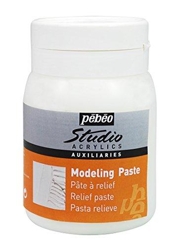 Pebeo Studio Modellierpaste, 1000 ml