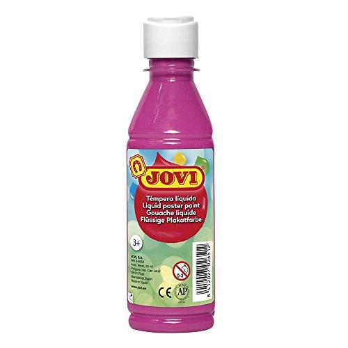 Jovi- Tempera liquida, Color Magenta, 250 ml (50208)