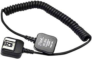 Pixel FC 311/LE TTL Langer Blitzschuh Adapter für Canon (Verlängerungskabel)