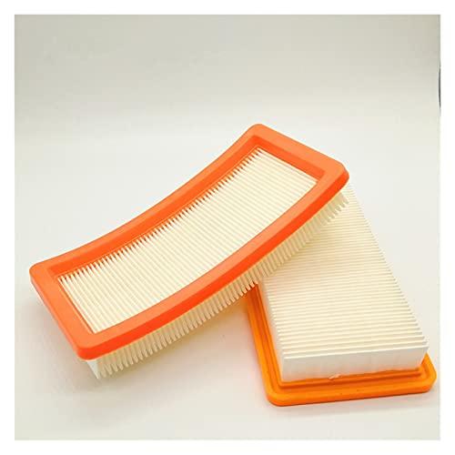 piao piao 5 unids/lote lote 6.414-631.0 filtros aptos para Karcher DS5500 aspirador DS5600 DS5800 DS6000 filtro de vacío accesorio