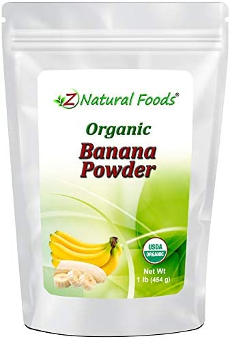 Organic Banana Powder Fruit Supplement For Smoothies Desserts Drinks Baking Cooking Dried Superfood product image