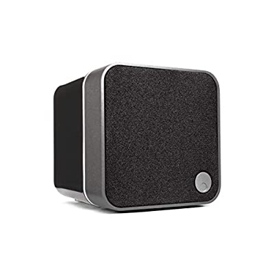 Cambridge Audio Minx MIN 12 Satellite Speaker - Neat & Compact, BMR Drivers, Wall Mountable (Black) by Cambridge Audio
