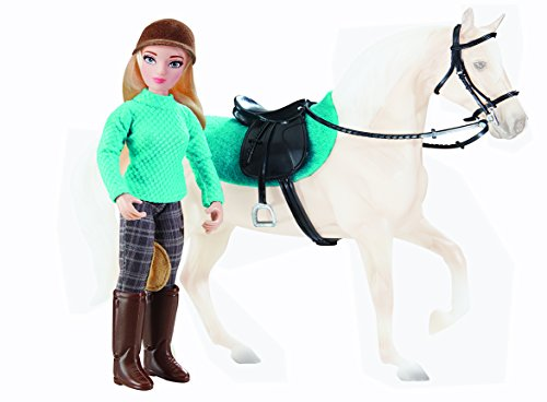 """Breyer Freedom Series (Classics) Heather English Rider 