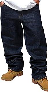 DICKIES(ディッキーズ) デニムパンツ レギュラーフィットジーンズ ノンウォッシュ #9393 B系 B系ファッション ストリート系【並行輸入品】