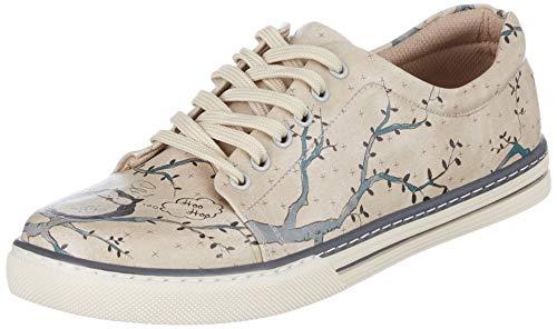 DOGO Sneaker Owl beige EU 36
