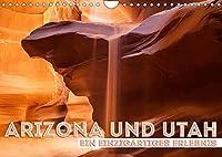 ARIZONA UND UTAH Ein einzigartiges Erlebnis (Wandkalender 2022 DIN A4 quer): Der vielfaeltige Suedwesten der USA (Monatskalender, 14 Seiten )