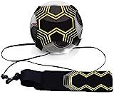 Mture Football Trainer Banda elástica para Entrenamiento de fútbol Soccer Skill Trainer Kit for...
