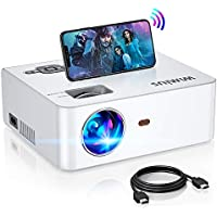 Wimius S2 WXGA Portable WiFi Mini Projector