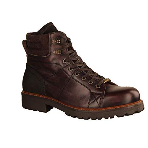 Ambitious 10900-6178 TDM (Braun) - ungefütterter Stiefel - Herrenschuhe Boots/Stiefel, Braun, Leder/Textil