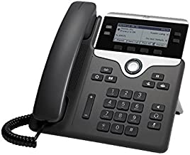 $48 » Cisco CP-7841-K9= 7800 series Voip Phone (Renewed)