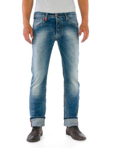 Replay Herren Tillbor Jeans, Blau (Blue Denim), W31 / L30