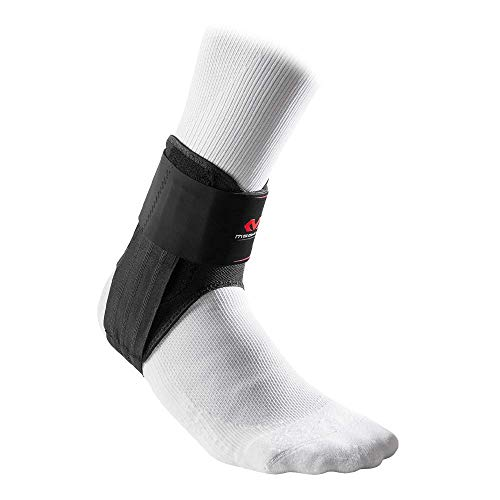 McDavid Stealth Ankle Brace with Flex-Support Stays for Cleats (L)