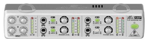 Behringer AMP800 Miniamp 4-Kanal Stereo Kopfhörerverstärker