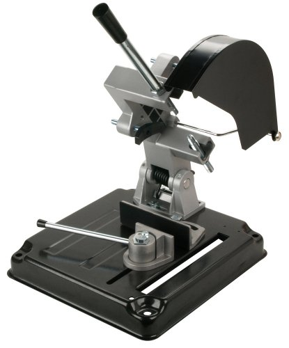 Wolfcraft 5018000 - Supporto per smerigliatrice angolare