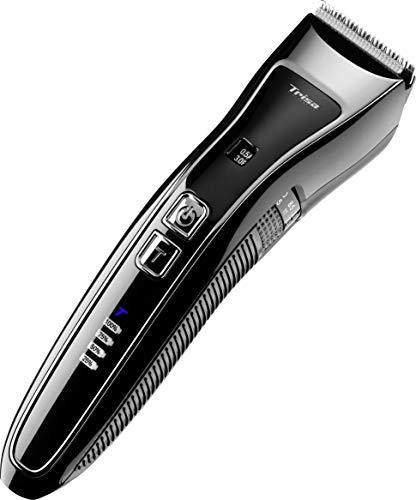 Trisa Haarschneider Turbo Cut Haarschneider, Bartschneider Schwarz