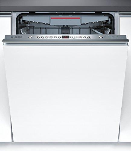 Bosch Serie 4 SMV46KX00E lavavajilla Totalmente integrado 13 cubiertos A++ - Lavavajillas (Totalmente integrado, Tamaño completo (60 cm), Acero inoxidable, Botones, 1,75 m, 1,65 m)