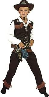 Boys Big Boys' Rawhide Cowboy Costume