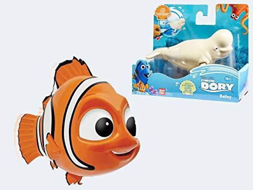 Bandai - Figuras nadadoras Buscando a Dory