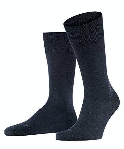 FALKE Functional Herren Socken Sensitive Berlin, 3er Pack, Dark Navy, 43-46