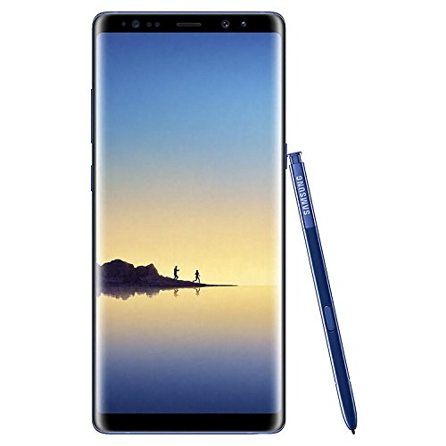 Samsung Galaxy Note 8 64GB Verizon Wireless - Deepsea Blue (Renewed)