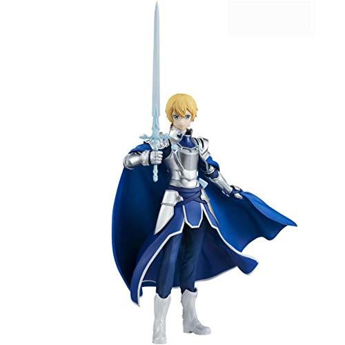 C S Alicization EUGEO Figura, Sword Art Online da Collezione e la Decorazione di Modello Giocattolo - 15 CM