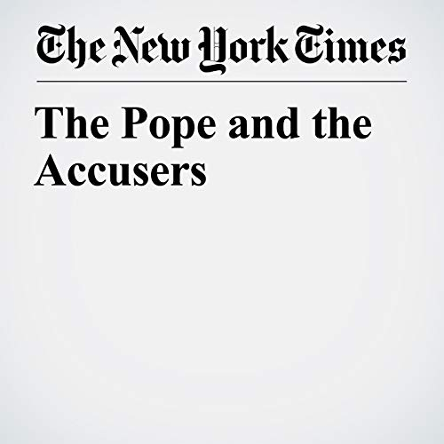 The Pope and the Accusers copertina