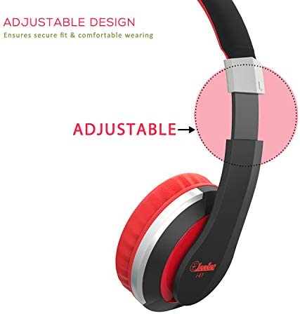 Elecder i41 Kids, Headphones, (Red/Black)