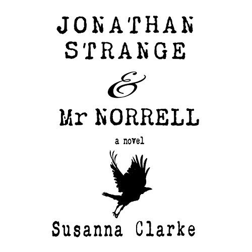 Jonathan Strange & Mr. Norrell cover art