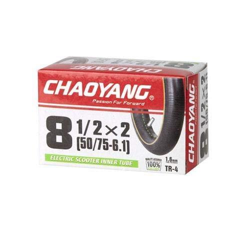 CHAOYANG Camara 8 1/2X2 TR13 Recta Patinete eléctrico