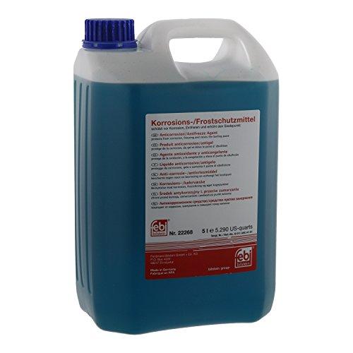 Febi bilstein 01089Protección contra Heladas Medio/refrigerador (Azul)