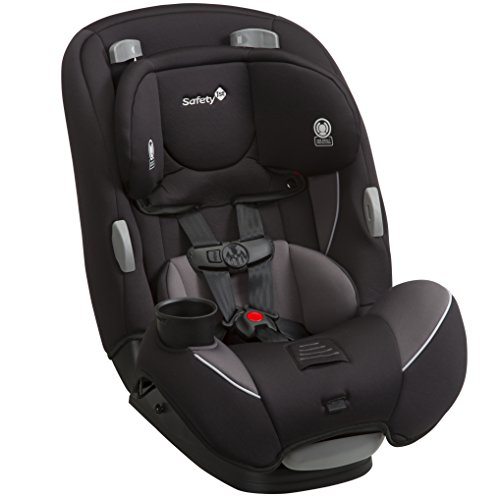 Safety 1st CC137DXY Autoasiento Convertible 3 en 1 Continuum, Rock Ridge I, color Negro