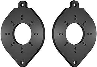 Exact Fit Tweeter/Speaker Adapter Spacer Rings For Chrysler, Dodge, Jeep - 1.25