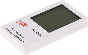 Termómetro digital para Acuario Digital Complimentos Pecera Acuario Plantado Fácilmente Cómodo