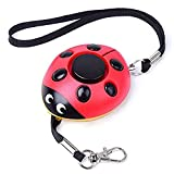 Yuyue Ladybug Personal Alarm (Pack of 2)