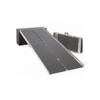 ポータブルスロープPVWシリーズ(アルミ4折式タイプ)PVW210長さ213cm