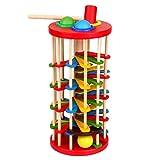 Topker Klopfen Sie den Ball Fälle Ladder Kinderspielzeug