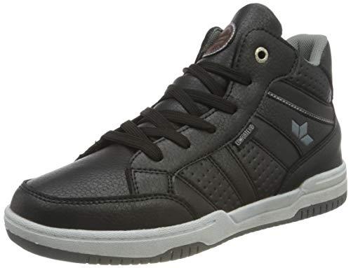 Lico Slade Sneaker Jungen, Schwarz/ Grau, 30 EU
