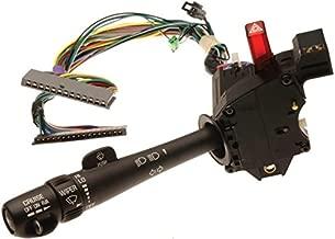 APDTY 112759 Turn Signal Lever Switch w/Cruise Control Hazard Wiper Speed Washer Spray Control Headlight High Low Beam Switch Fits GMC Envoy Jimmy Olds Bravada S10 Pickup Blazer Isuzu Hombre