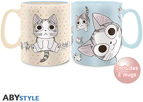 ABYstyle CHI S SWEET HOME Mugs Cat Lovers Mug Set product image