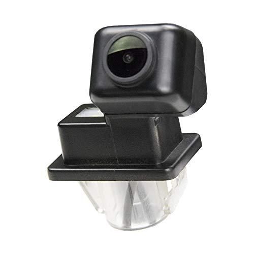 HD 1280x720p Rückfahrkamera für Mercedes Benz C-Klasse W204 C180 C200 C280 C300 C350 C63 AMG 2007-2014 E W212 ,Farbkamera Einparkkamera Nachtsicht Rückfahrsystem Einparkhilfe Wasserdicht
