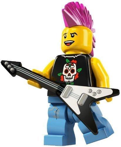 LEGO 8804 - Sammelfigur Punker aus Serie 4