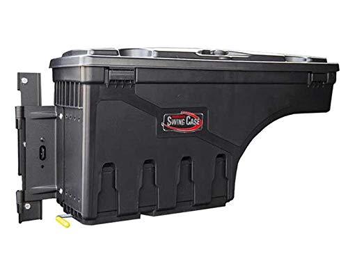Undercover SwingCase Truck Bed Storage Box | SC100D | Fits 2007 - 2021 2007-& Chevrolet Silverado/GMC Sierra 1500-3500Drivers Side