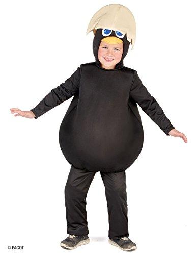 Generique - Disfraz Calimero para niño 7-9 años (M)