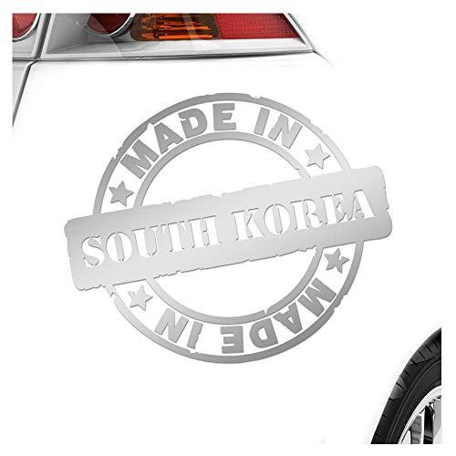 Kiwistar Made in South Corée Autocollant 12 x 10 cm