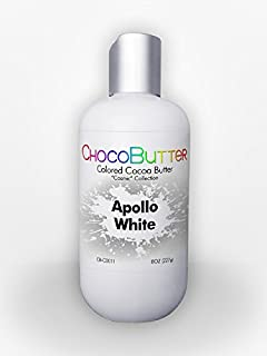 Apollo White - Colored Cocoa Butter