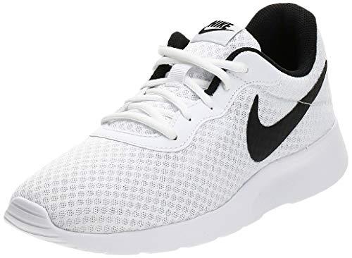 Nike Damen WMNS Tanjun Fitnessschuhe, Schwarz (White/Black 100), 39 EU