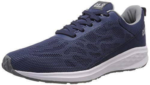 Jack Wolfskin Coogee Chill Low, Zapatillas para Hombre, Azul...